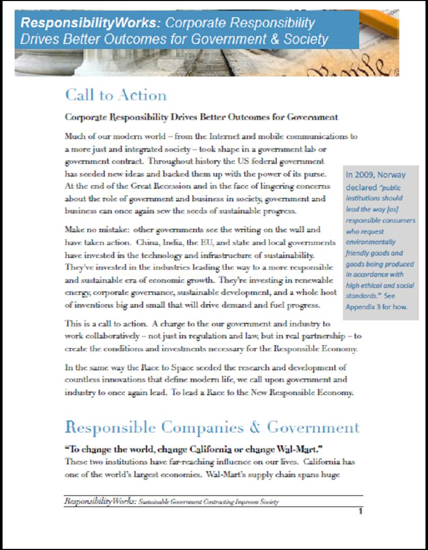 ResponsibilityWorks Call to Action